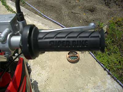スーパーバイクグリップ