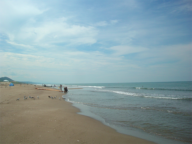 下浜海水浴場