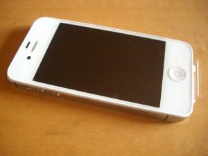 iPhone 3Gから4sへ