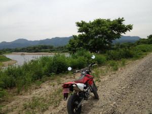 雄物川ポタリング刈和野~神宮寺編