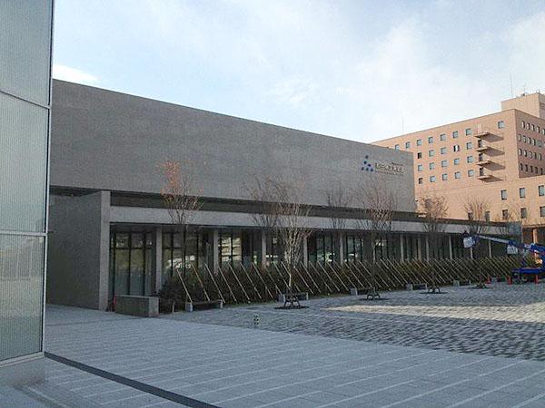 新秋田美術館