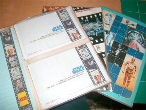 STAR WARS 初期コレクション出てきた!