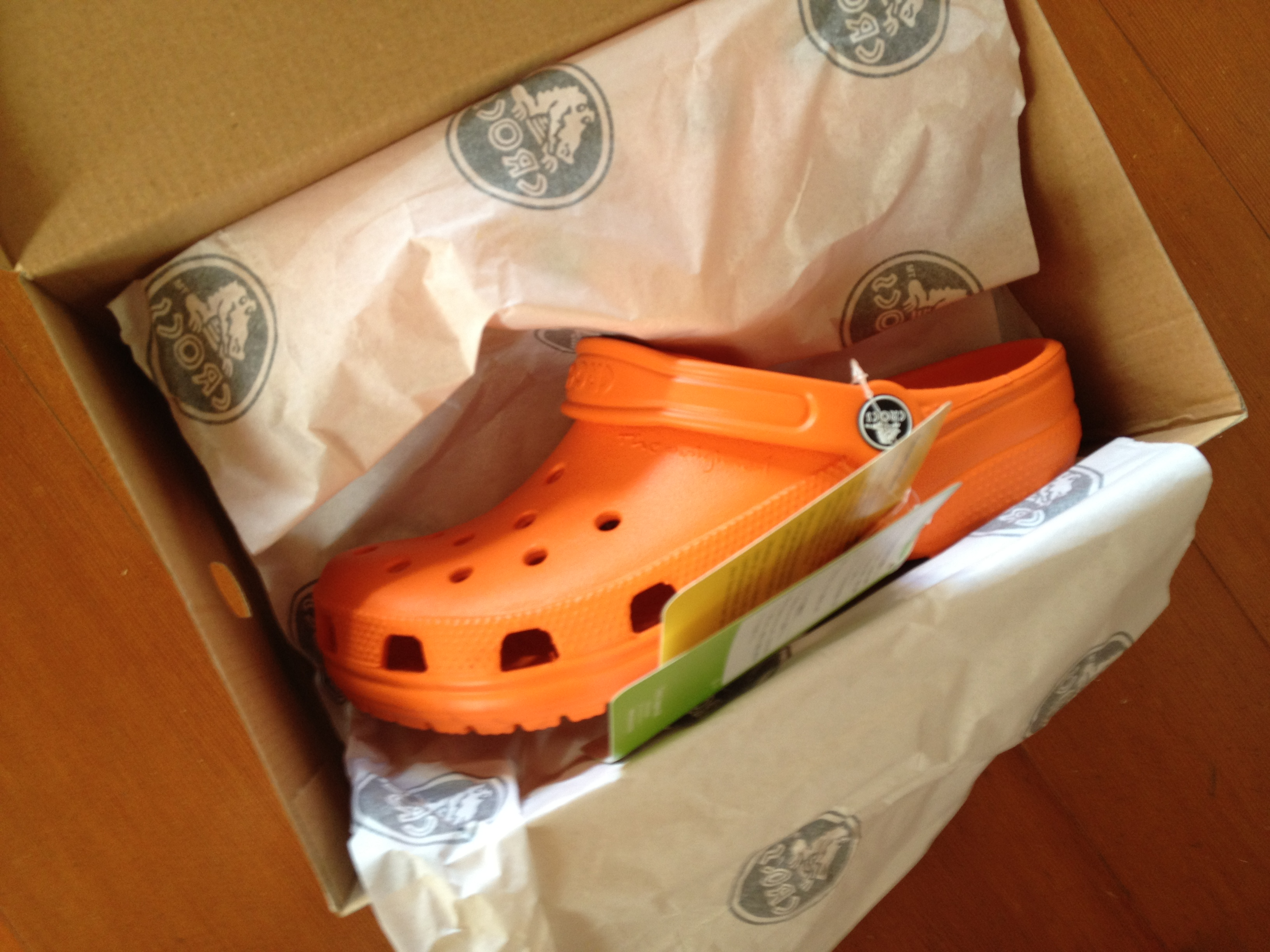 crocs 復刻版